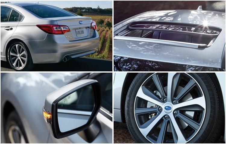 2017 Subaru Legacy Model Exterior Styling (2)