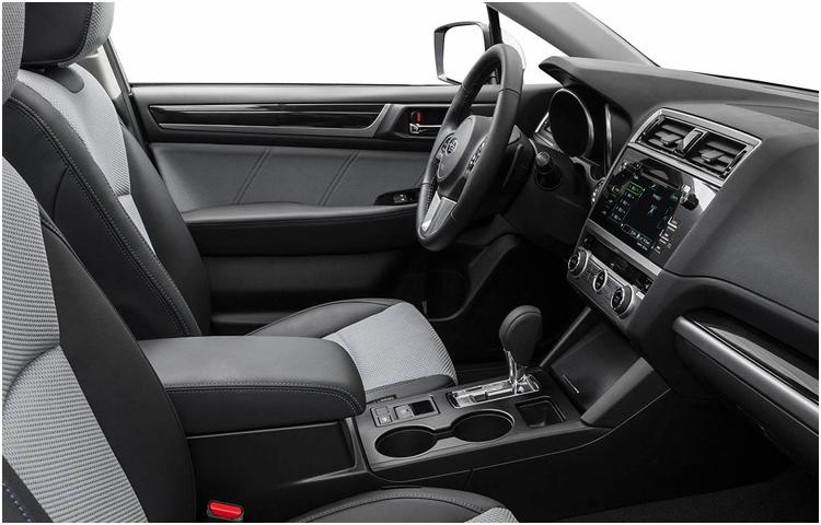 2017 Subaru Legacy Model Interior Styling (2)
