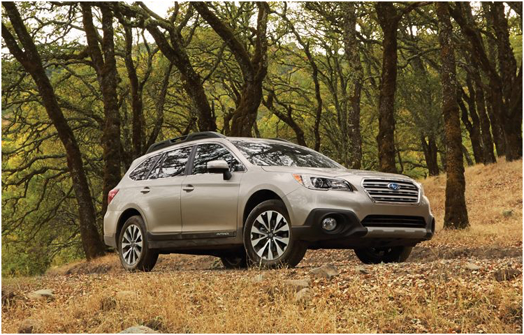 2017 Subaru Outback Model Exterior Design (1)