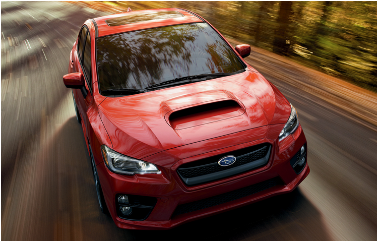 2017 Subaru WRX Model Exterior Styling (1)