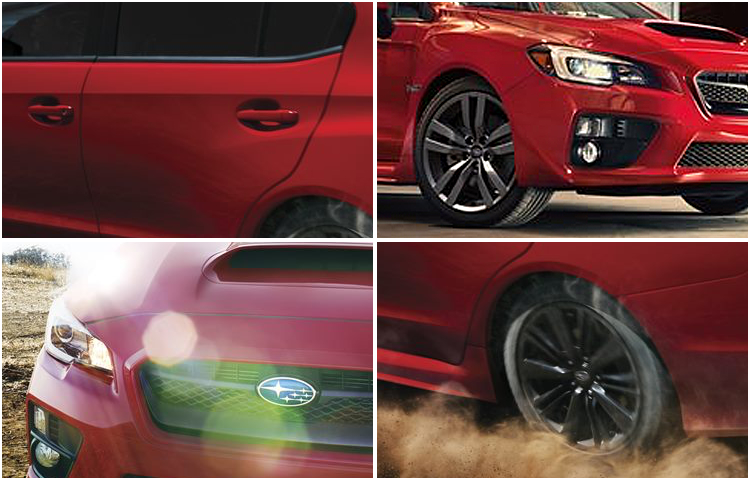 2017 Subaru WRX Model Exterior Styling (2)