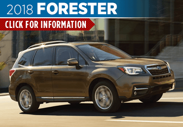 Click to research the new 2018 Subaru Forester model in Columbus, OH