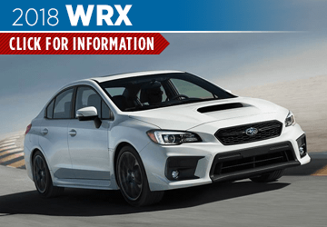 Click to research the 2018 Subaru WRX model in Olympia, WA