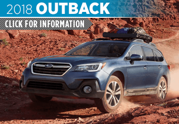 Browse our 2018 Outback model information at Carter Subaru Ballard in Seattle, WA