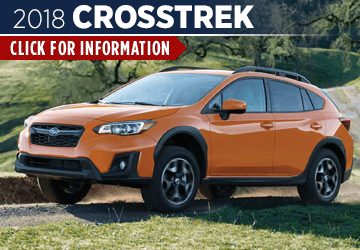 Click to view our 2018 Crosstrek model information at Carlsen Subaru