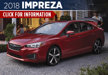 Click to research the 2018 Impreza model at Carlsen Subaru serving San Francisco, CA