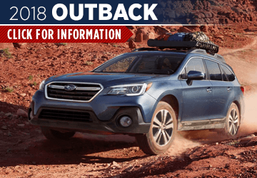 Click to view our 2018 Outback model information at Carlsen Subaru