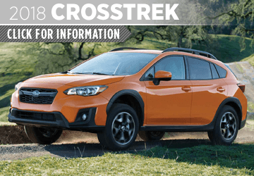 Click to learn more about the stylish new 2018 Subaru Crosstrek in Thornton, CO