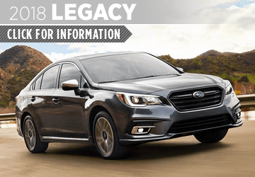 Click to learn more about the versatile new 2018 Subaru Legacy in San Diego, CA