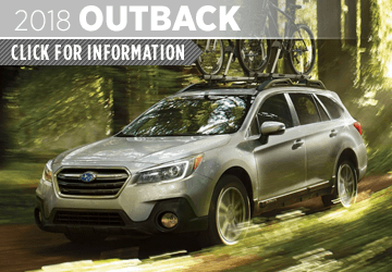 Click to learn more about the versatile new 2018 Subaru Outback in San Diego, CA