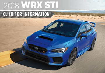 Click to learn more about the stylish new 2018 Subaru WRX STI in Thornton, CO