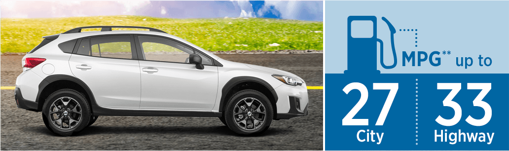 New 2018 Subaru Crosstrek MSRP & MPG Information