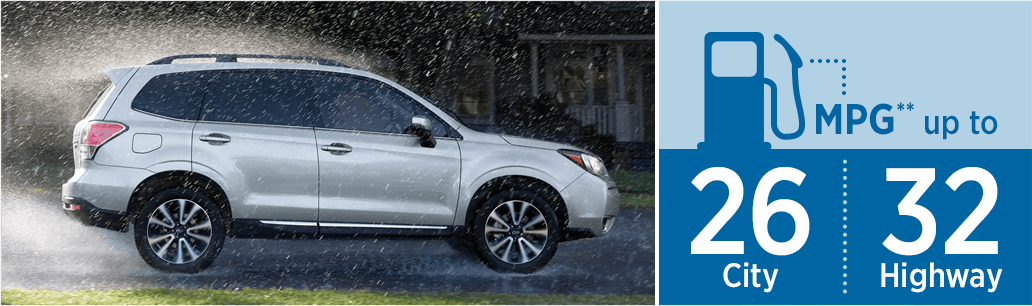 Ask about 2018 Subaru Forester MSRP pricing