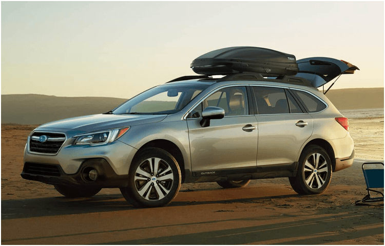 Learn more about the 2018 Subaru Outback exterior