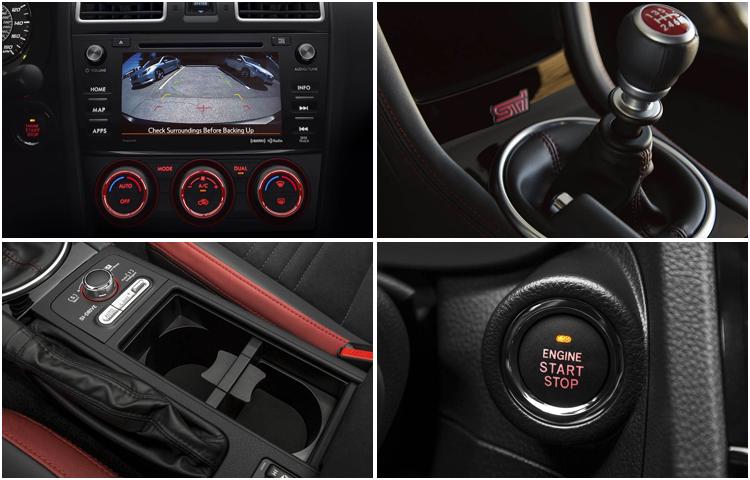 2018 Subaru WRX STI   Sports Car Model Information   Serving