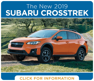 Click to research the new 2019 Subaru Crosstrek model at Carter Subaru Shoreline serving Seattle, WA