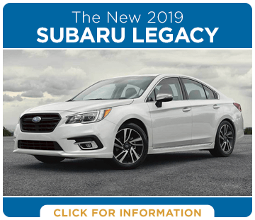 Browse our 2019 Legacy model information at Carr Subaru in Beaverton, OR