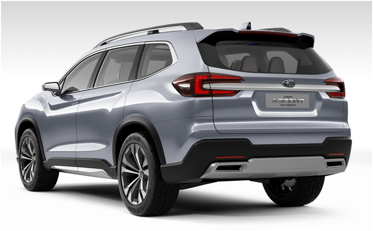 Research the 2019 Subaru Ascent
