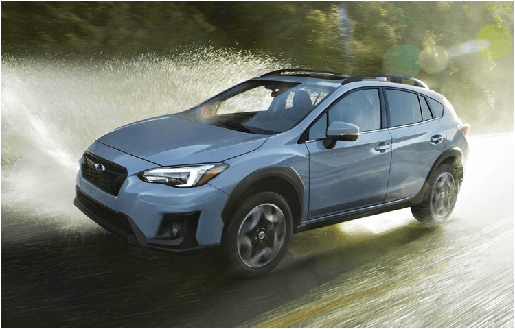 View The 2019 Subaru Crosstrek Exterior Styling
