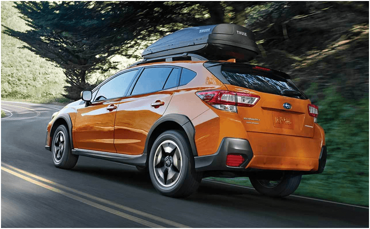 View The 2019 Crosstrek Model Features