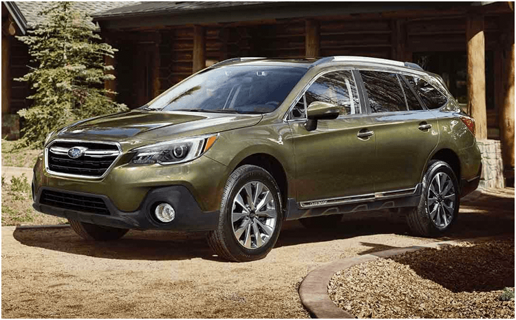 View The 2019 Outback Model Features
