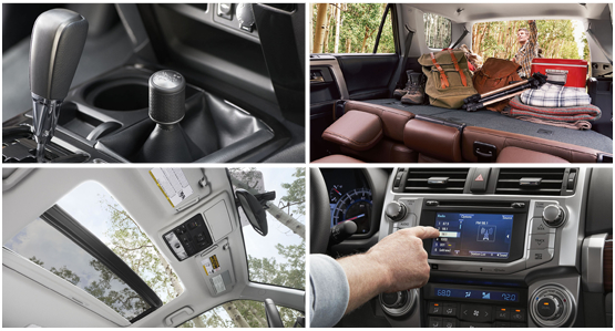2016 Toyota 4Runner Interior Style & Featrues