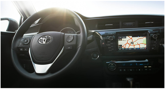 2016 Toyota Corolla Model Interior Style & Features