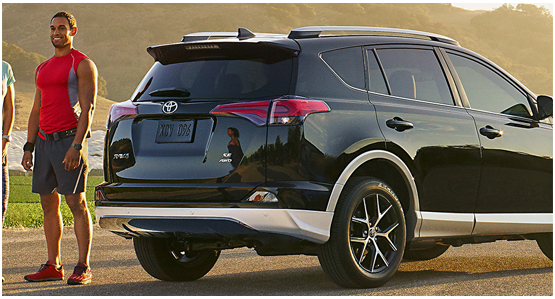 2016 toyota rav4 model research features | tacoma, wa