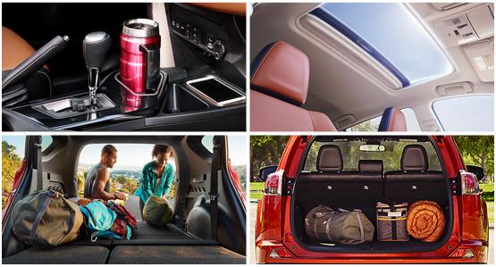 2016 Toyota RAV4 Model Exterior Features
