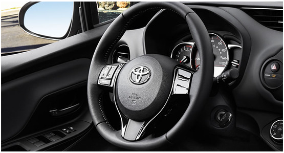 2016 Toyota Yaris Model Interior Style & Features