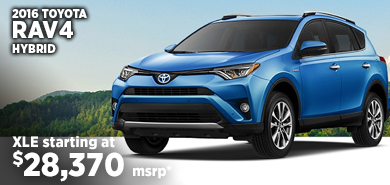 Research the 2016 Toyota RAV4 Hybrid available at Capitol Toyota serving Salem, OR