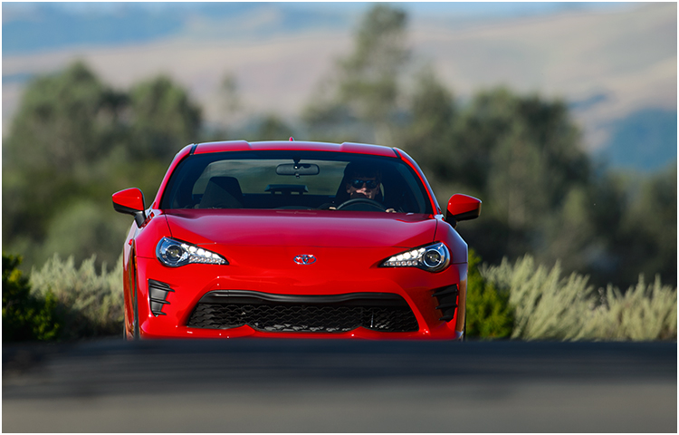 New 2017 Toyota 86 Model Exterior Styling