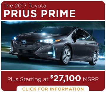 Click to learn more about the new 2017 Toyota Prius Prime model