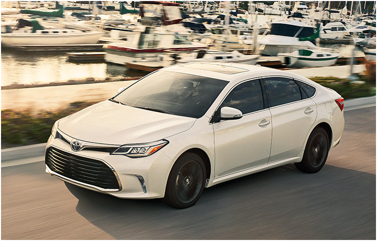 2017 Toyota Avalon Exterior Styling