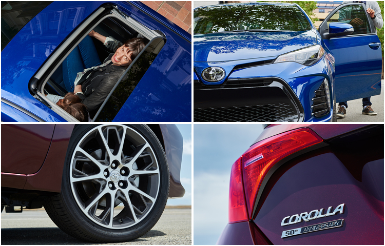 2017 Corolla Exterior Styling