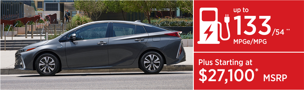 2017 Toyota Prius Prime MSRP