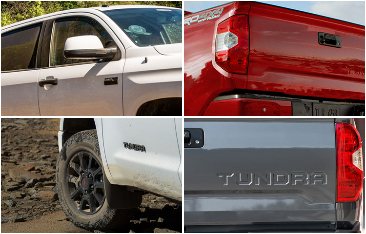 2017 Tundra Exterior Styling