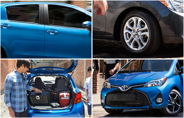 2017 Yaris Exterior Styling