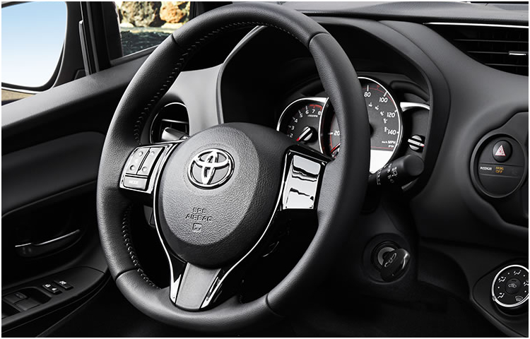 2017 Yaris Interior Styling