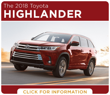 Click to browse our 2018 Highlander model at Capitol Toyota in Salem, OR