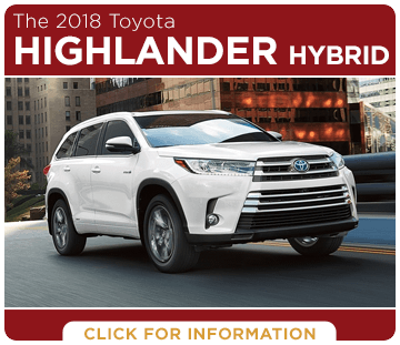 Click to research the 2018 Highlander Hybrid model at Capitol Toyota in Salem, OR