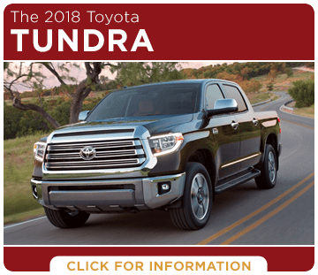 Click to learn more about the new 2018 Toyota Tundra model