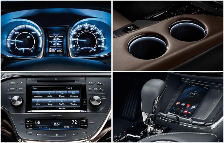 New 2018 Toyota Avalon Hybrid Model Interior Styling