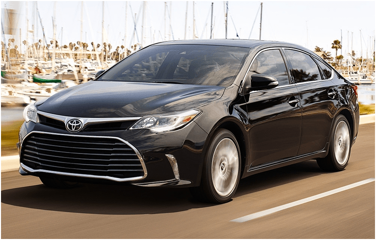 New 2018 Toyota Avalon Model Exterior Styling
