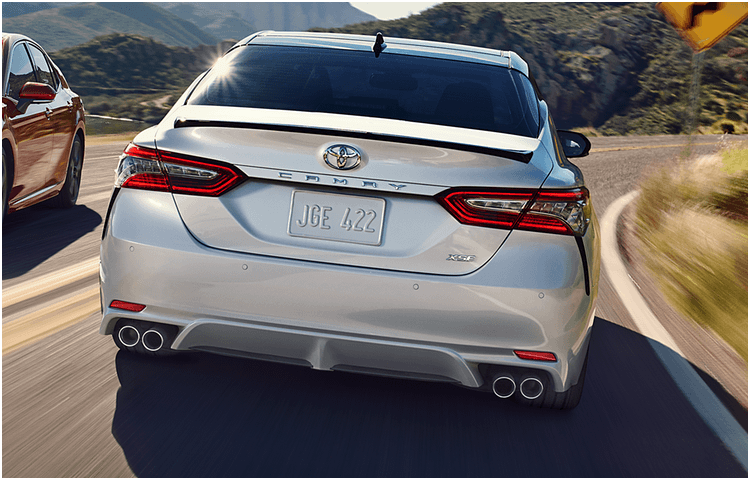 New 2018 Toyota Camry Hybrid Model Exterior Styling