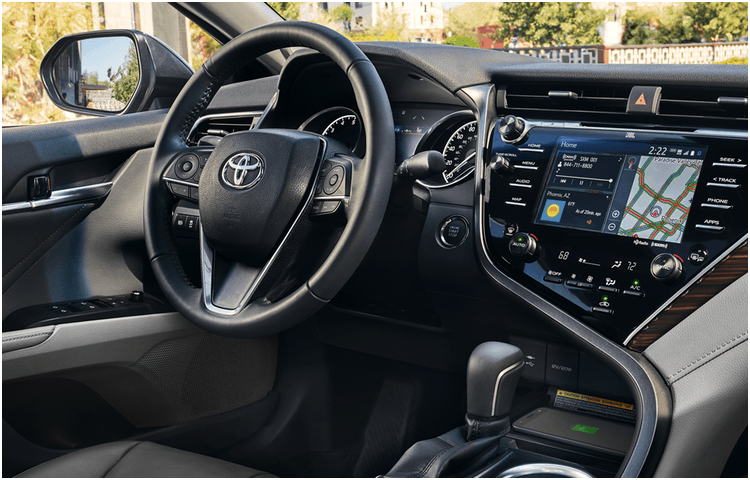 2018 Camry Hybrid Model Interior Styling