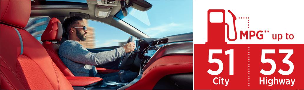 2018 Toyota Camry Hybrid MSRP