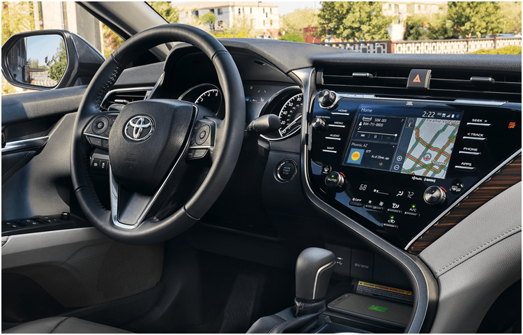 2018 Camry Model Interior Styling