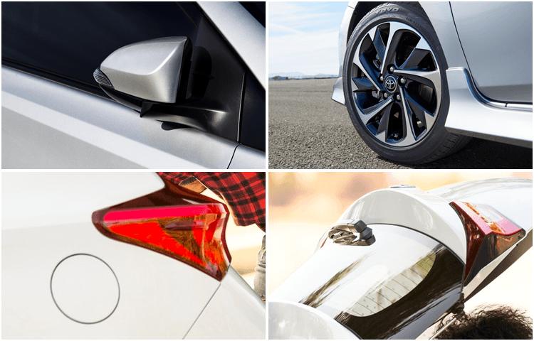 2018 Toyota Corolla iM exterior style