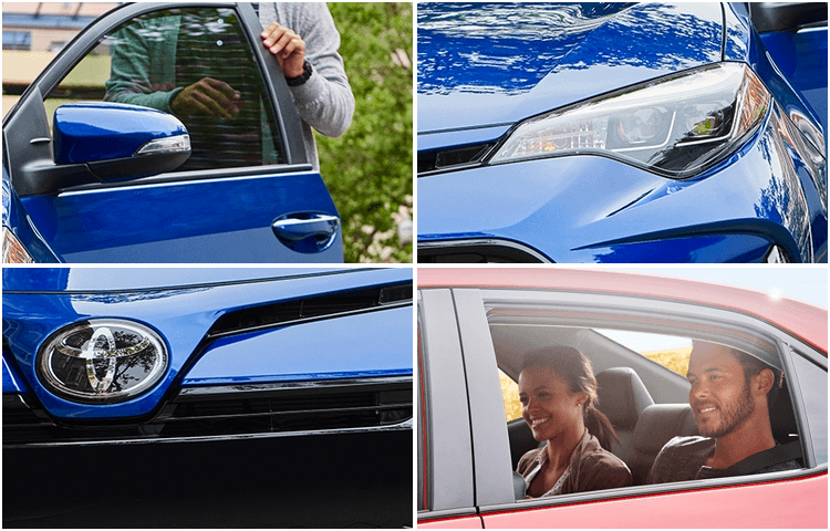 2018 Toyota Corolla exterior style